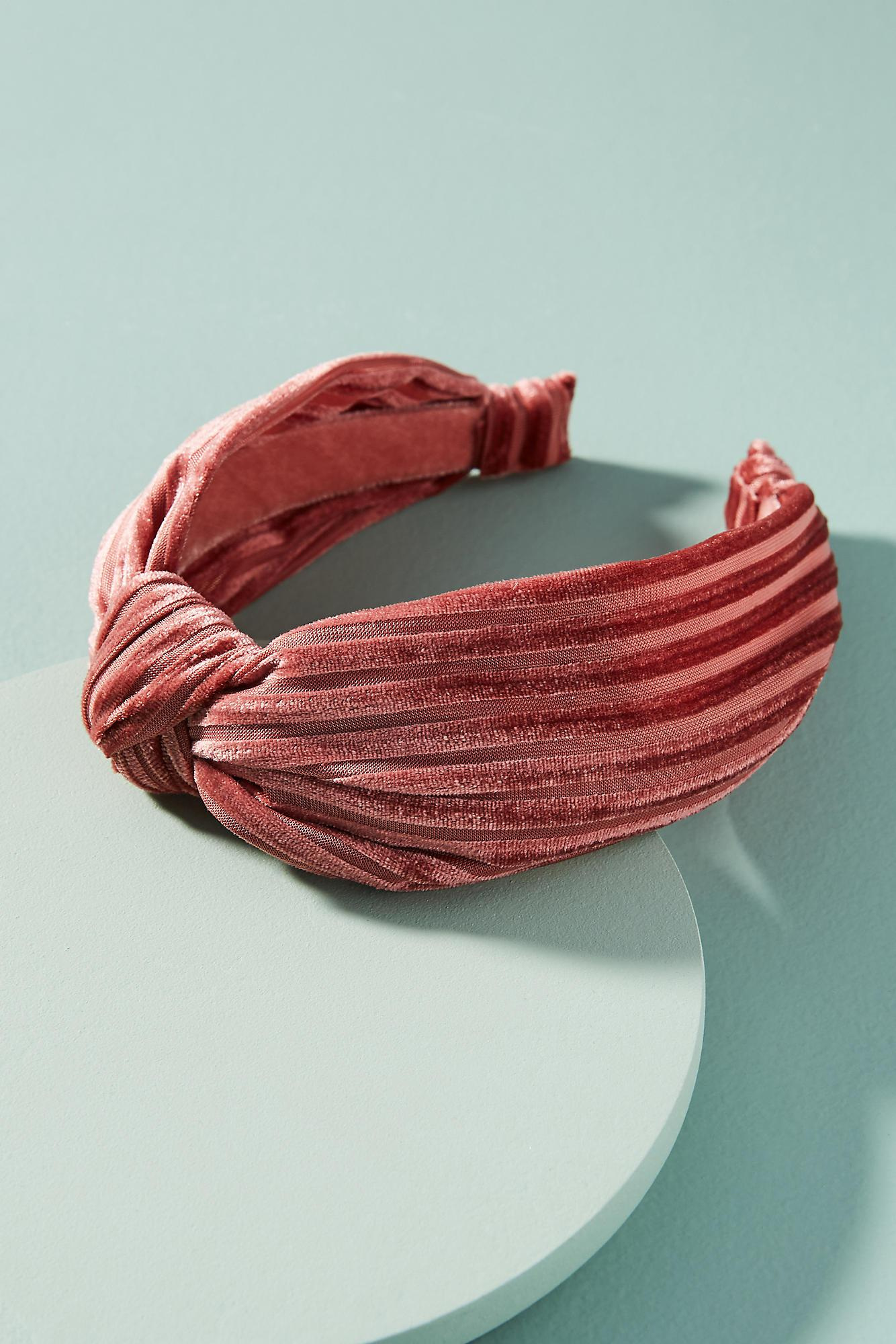 Anthropologie South Beach Knotted Headband aAKeRr
