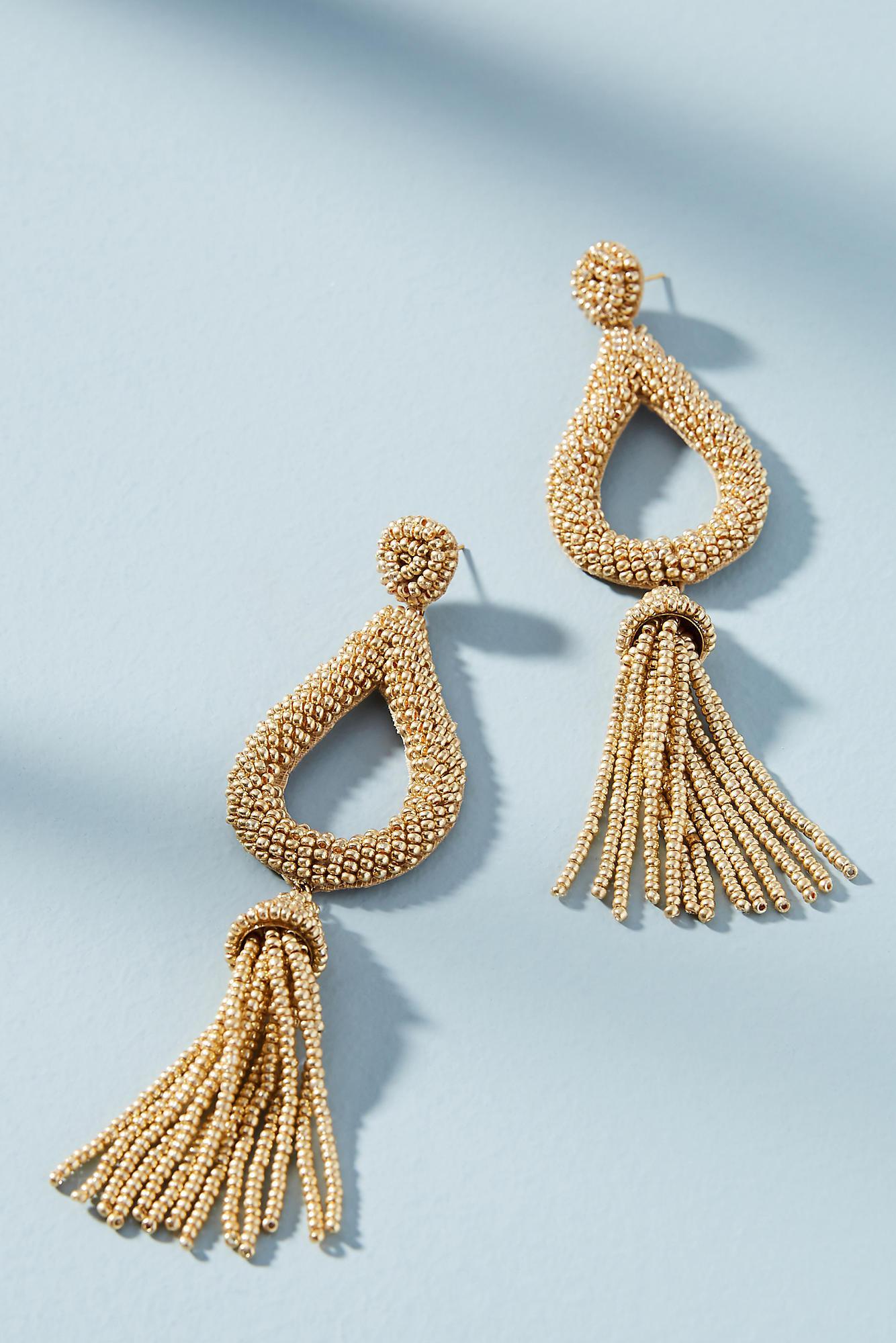 Giuseppe Zanotti Gold metal earrings JASMINE PrEmJ