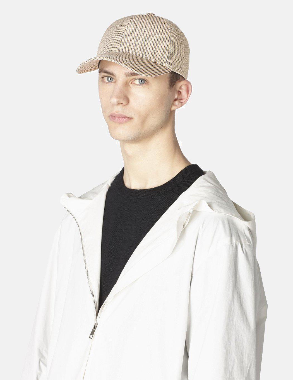 97db4795c62 A.P.C. Casquette Alex Cap in Natural for Men - Lyst