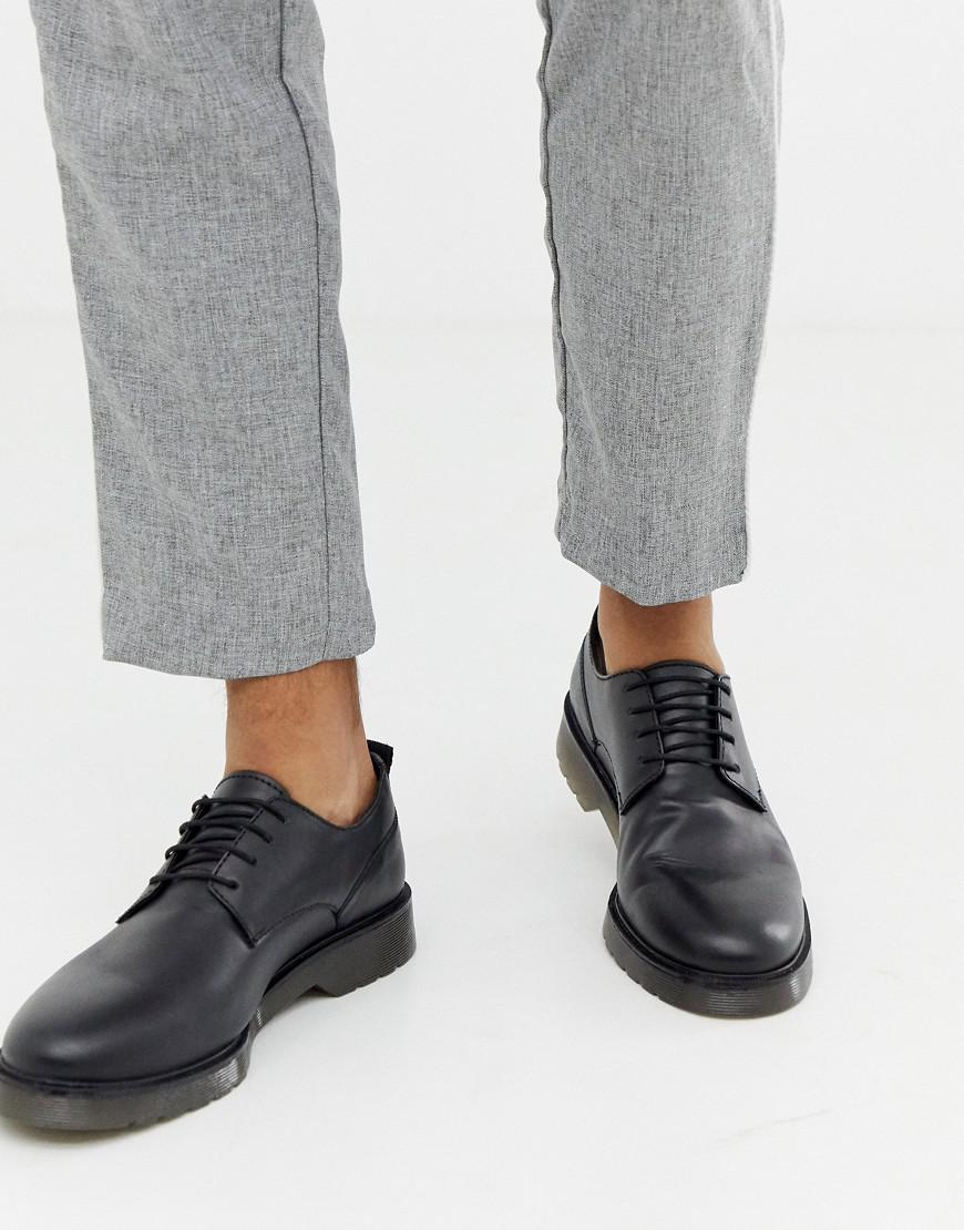 e72d2fc7c80e KG by Kurt Geiger Kg By Kurt Geiger Marston Lace Up Shoes Black Leather in  Black for Men - Lyst