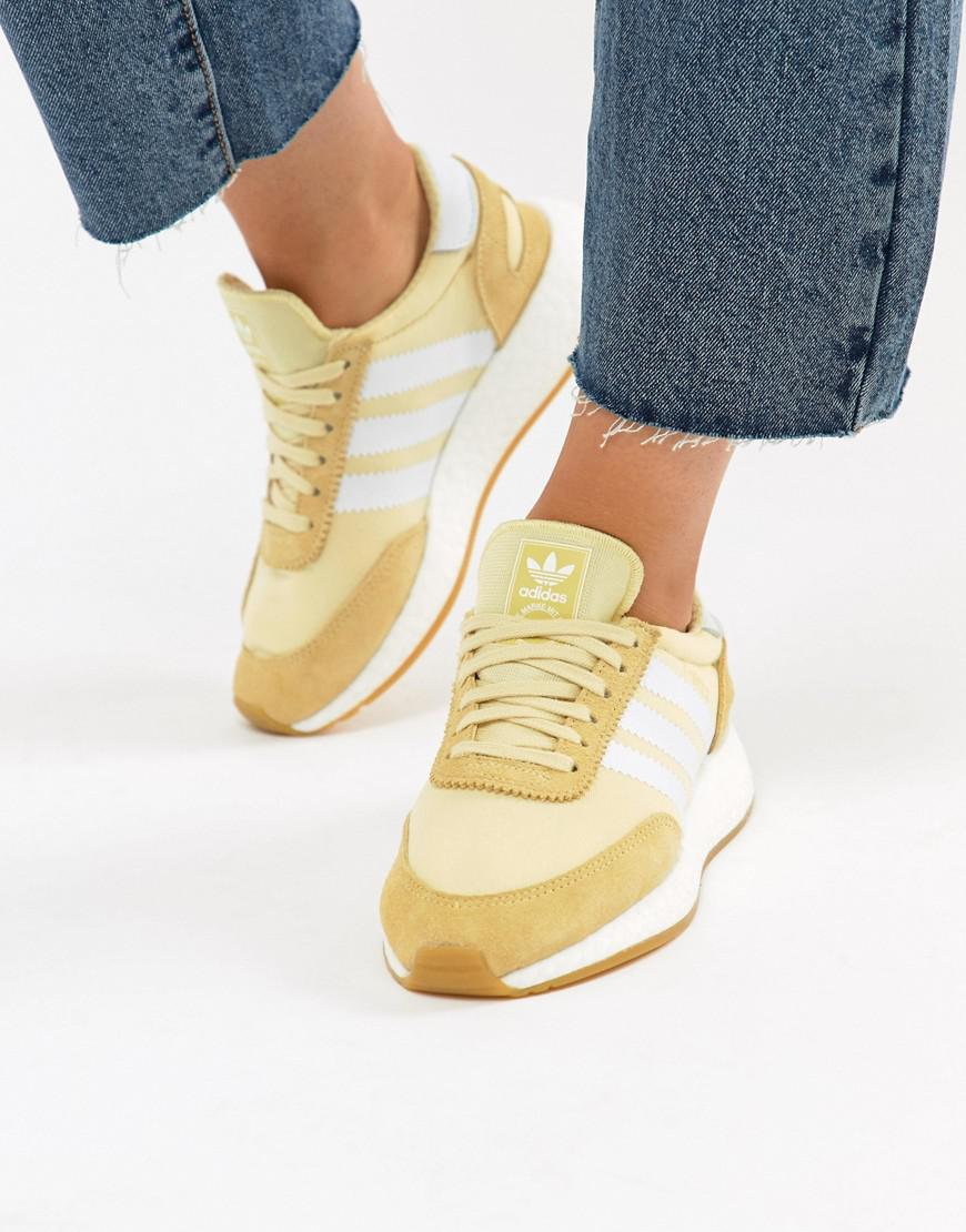 buy cheap 1d2aa ed2a6 Lyst - adidas Originals I-5923 Sneakers In Yellow in Yellow