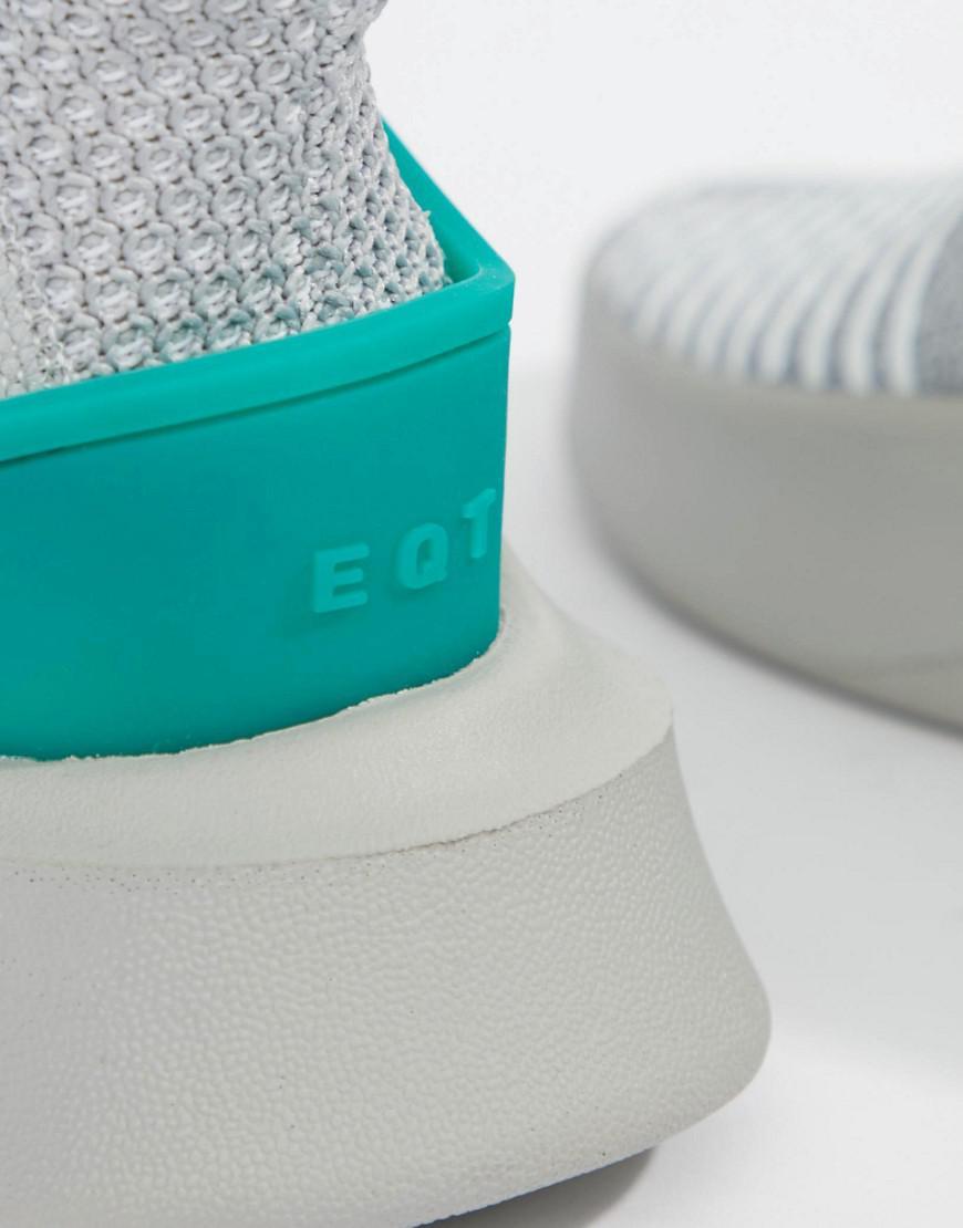 92a63098ba9 adidas Originals Eqt Bask Adv Sneakers In Gray B37514 in Gray for Men - Lyst
