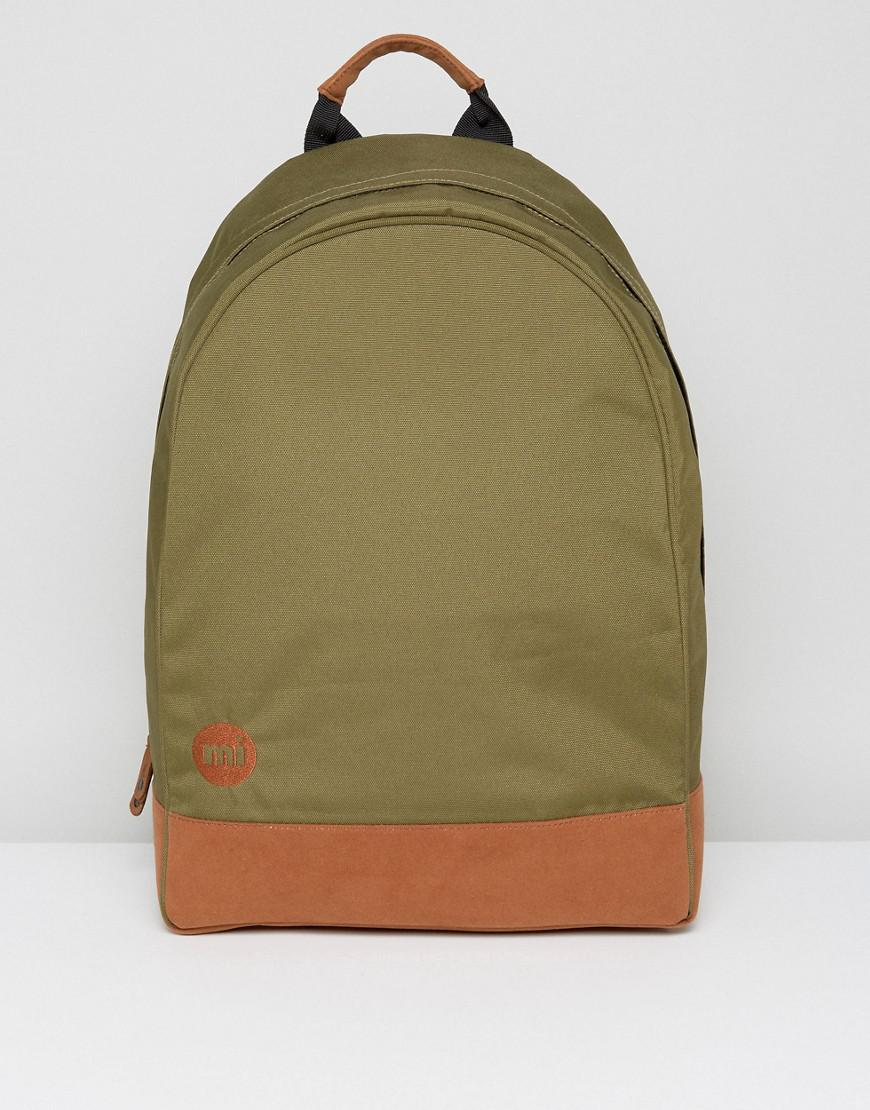 Lyst - Mi-Pac Backpack In Khaki in Green for Men cfac7a0a25983