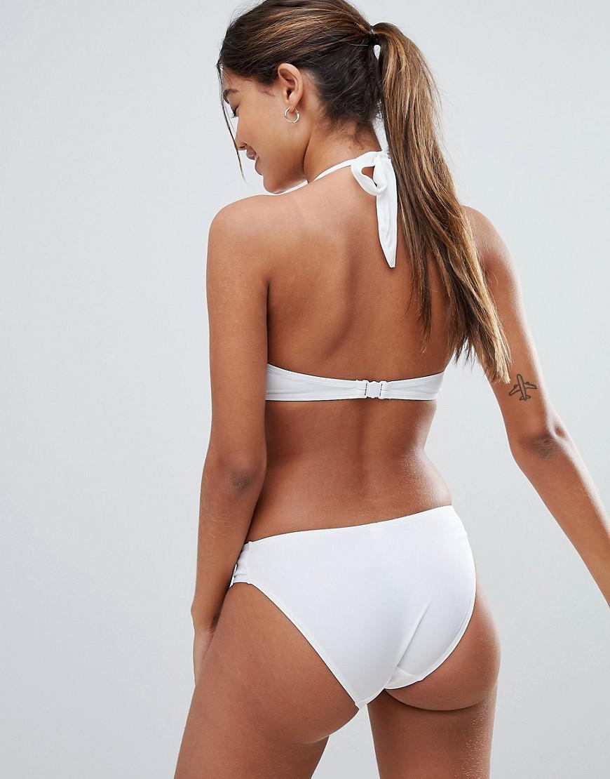 85c33862b1 DORINA White Super Push Up Bikini Top in White - Lyst