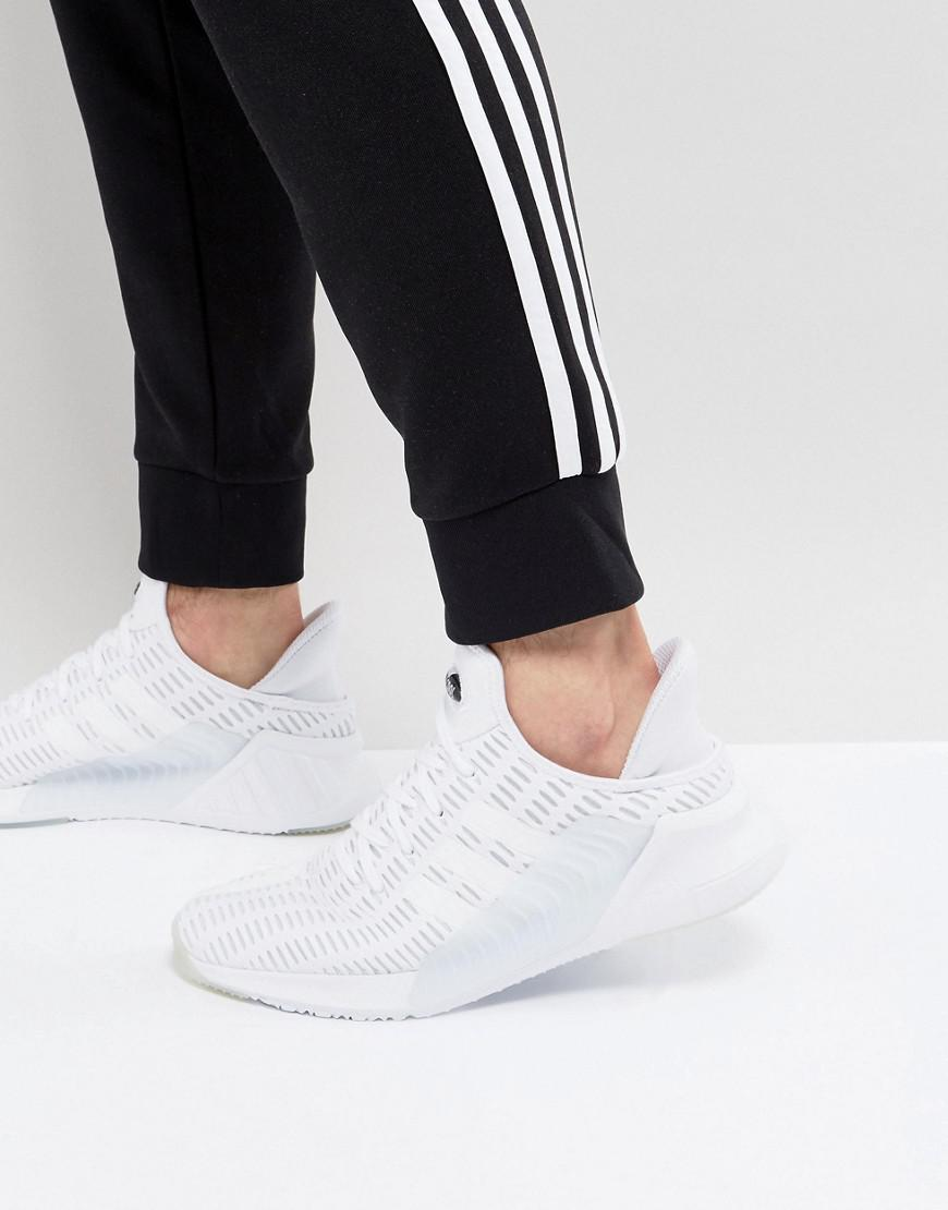 online store 06bcf f57d0 Lyst - adidas Originals Climacool 0217 Trainers In White Bz0