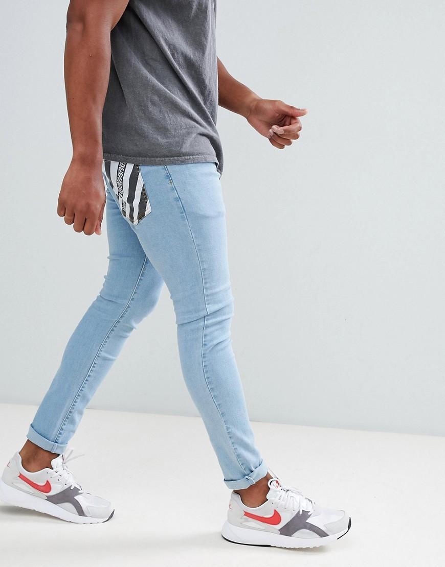 Poker Jeans