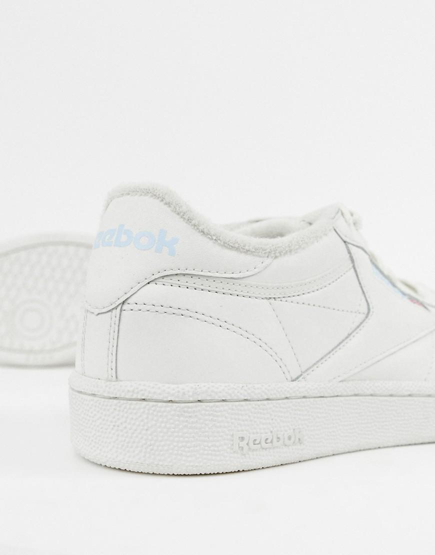 3063722c938 Reebok Club C 85 Mu Trainers White in White for Men - Lyst