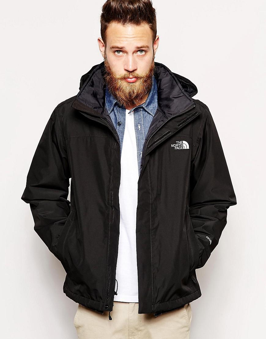cf2faa07877 cheapest lyst the north face resolve insulated jacket in black for men  70378 fac79