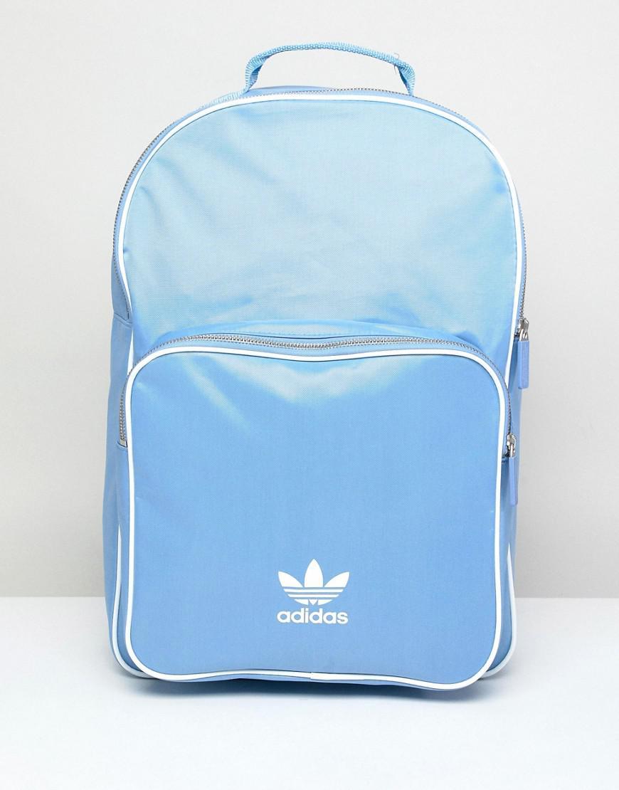 Adidas azul Originals Adicolor mochila en azul Adidas cw0631 en azul para los hombres Lyst 8a9ce8