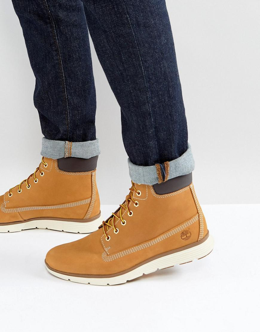 a6aba3d9e4d3 Lyst - Timberland Killington 6 Inch Boots In Wheat in Brown for Men