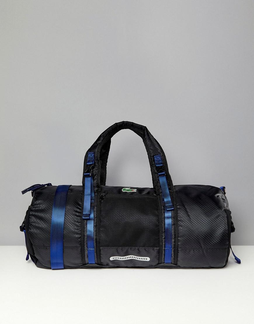84a30a2ea99a7 Lacoste Sport Holdall In Black in Black for Men - Lyst