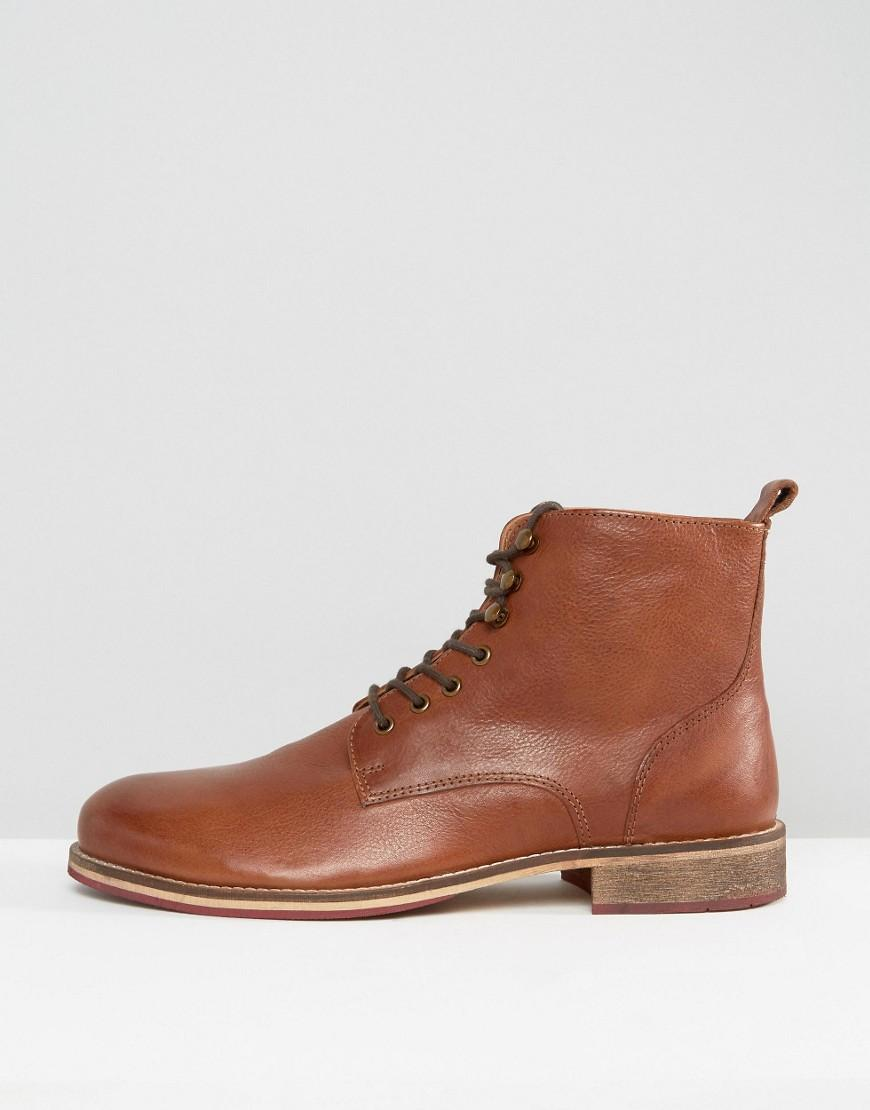 Steve Madden Women Leather Lace Up Shoe John Lewis S