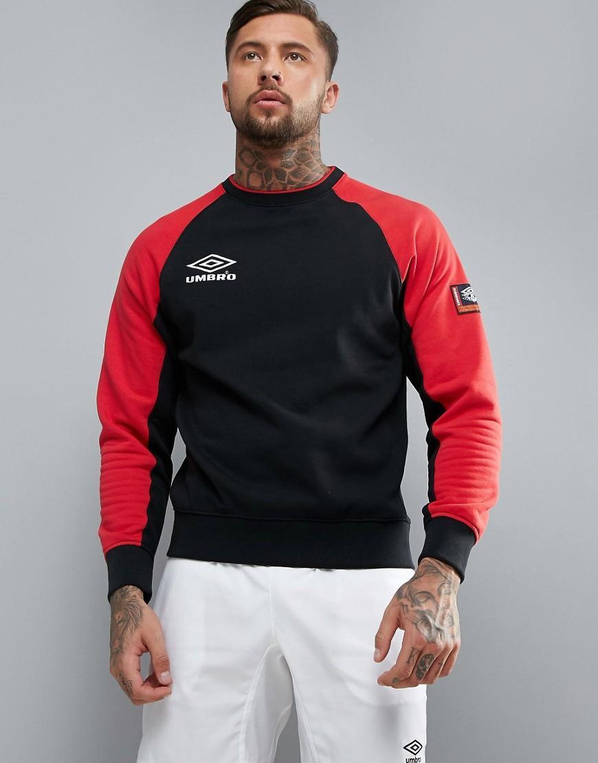 Black umbro t shirt - Gallery