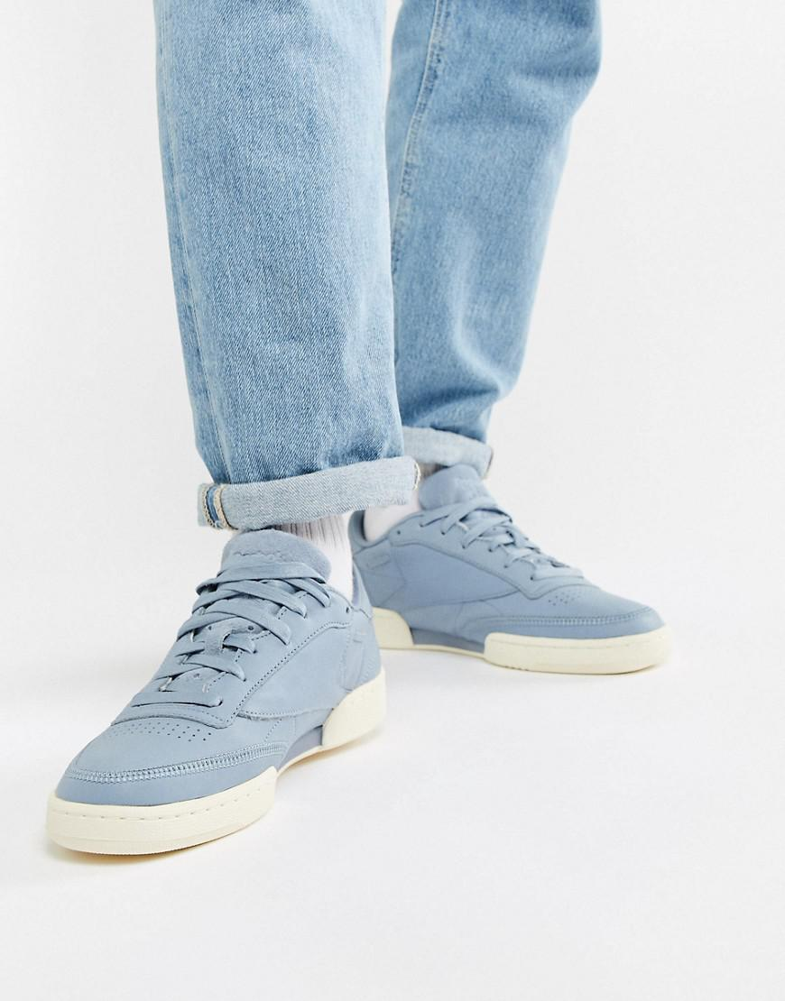 e8b827c098d1 Reebok Club C 85 Cld Trainers In Blue Bs9732 in Blue for Men - Lyst