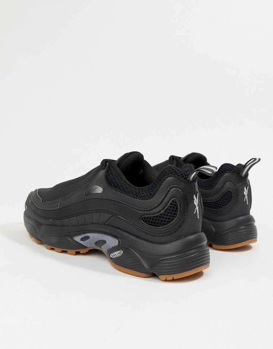 8d76fab515d4 Reebok Daytona Dmx Sneakers In Black Cn8395 in Black for Men - Lyst
