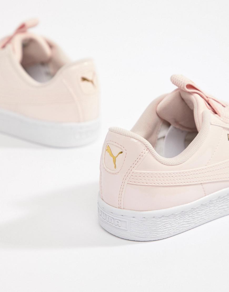best service 8a142 e761f Puma Basket Maze Sneaker in White - Lyst