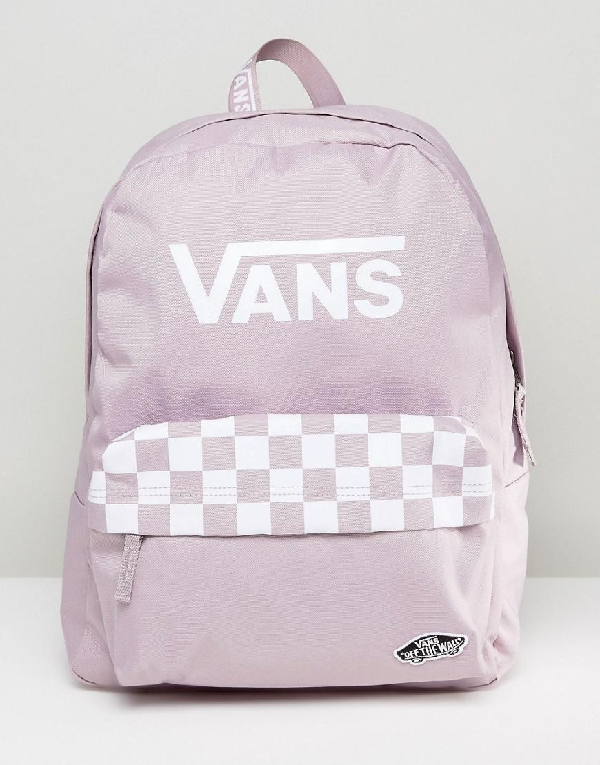 Vans Sporty Realm Backpack In Lilac in Purple - Lyst