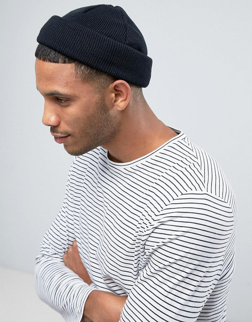 Fisherman In Black And Gold Twist - Black Asos AFQUo