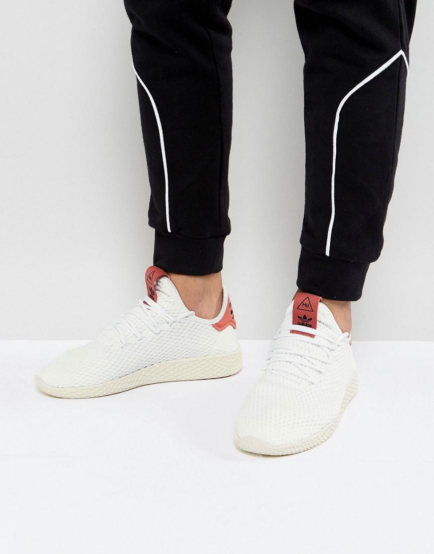 1d4977423 Lyst - adidas Originals X Pharrell Williams Tennis Hu Sneakers In ...