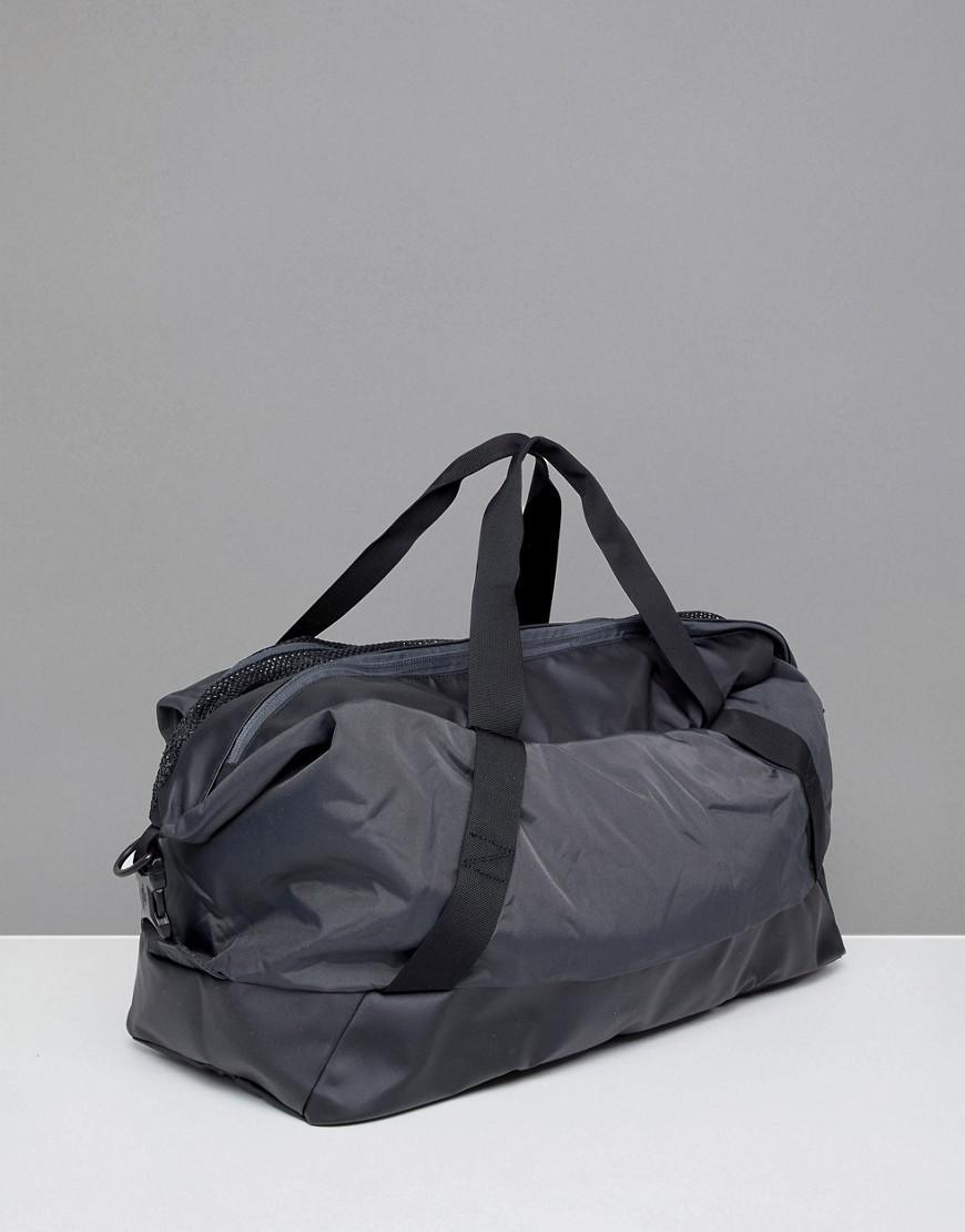a835d09a42 The North Face - Gray Apex Gym Duffel Bag Medium 45 Litres In Asphalt Grey