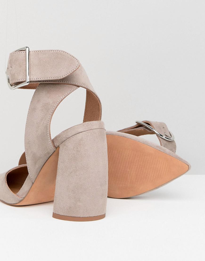 PACIFIC High Heels - Grey Asos gUfzW5