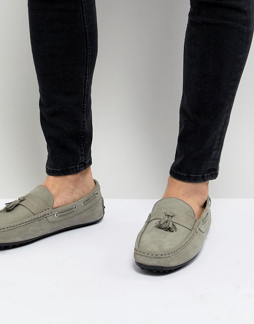 Kurt Geiger Matthew Nubuck Loafers In Uequ6pH