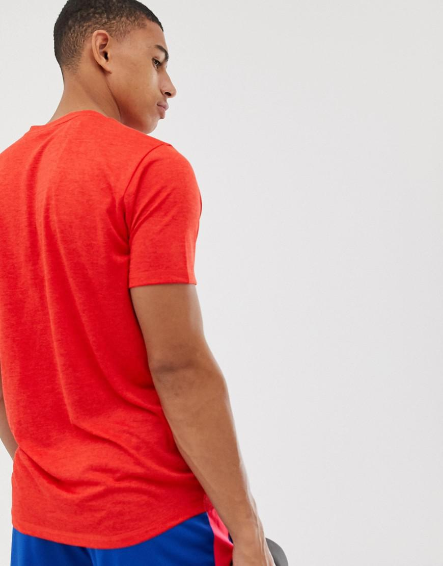 850f06964 Lyst - Puma Essential Pure Tech T-shirt in Red for Men