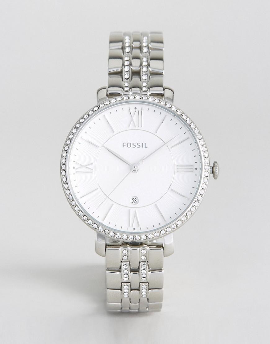 Fossil jacqueline silver