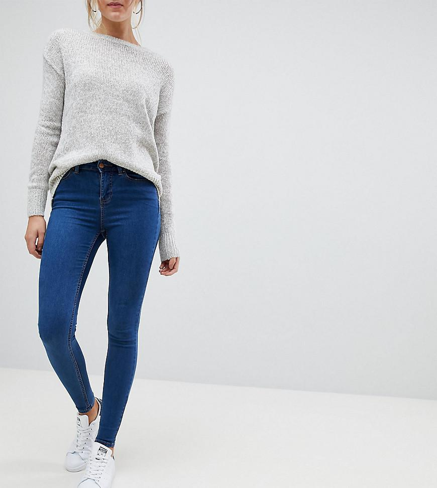 New Look Supersoft Skinny Jeans in Black