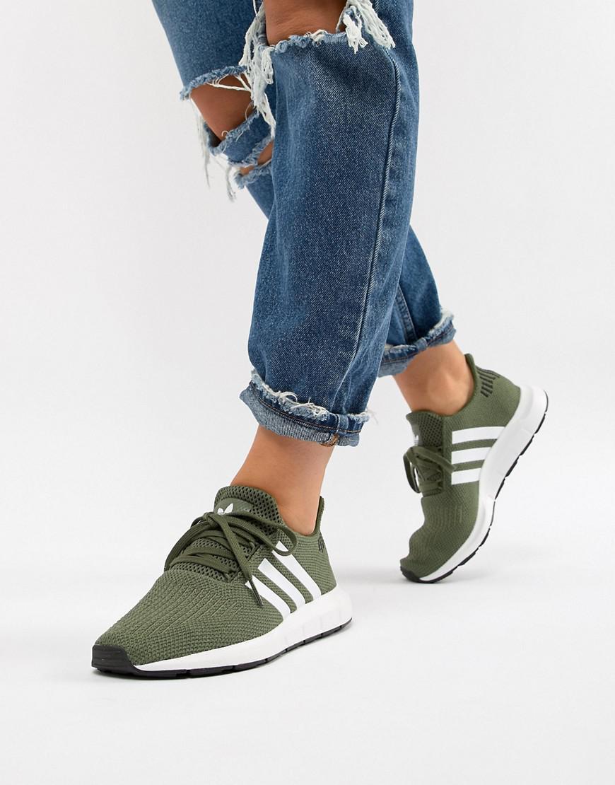 449848ef3 Lyst Sneakers Originals Adidas In Khaki Swift Green Run rwqr1nfI