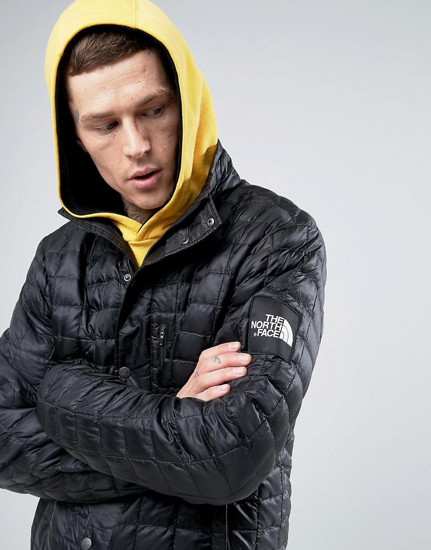 0259ac962e30 ... low price lyst the north face denali jacket thermoball quilt in black  in 6847b b5331