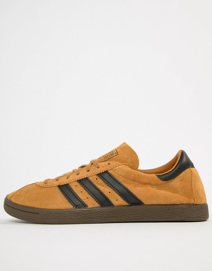 8cbe51c21e0274 Lyst - adidas Originals Tobacco Sneakers In Yellow Cq2761 in Yellow for Men