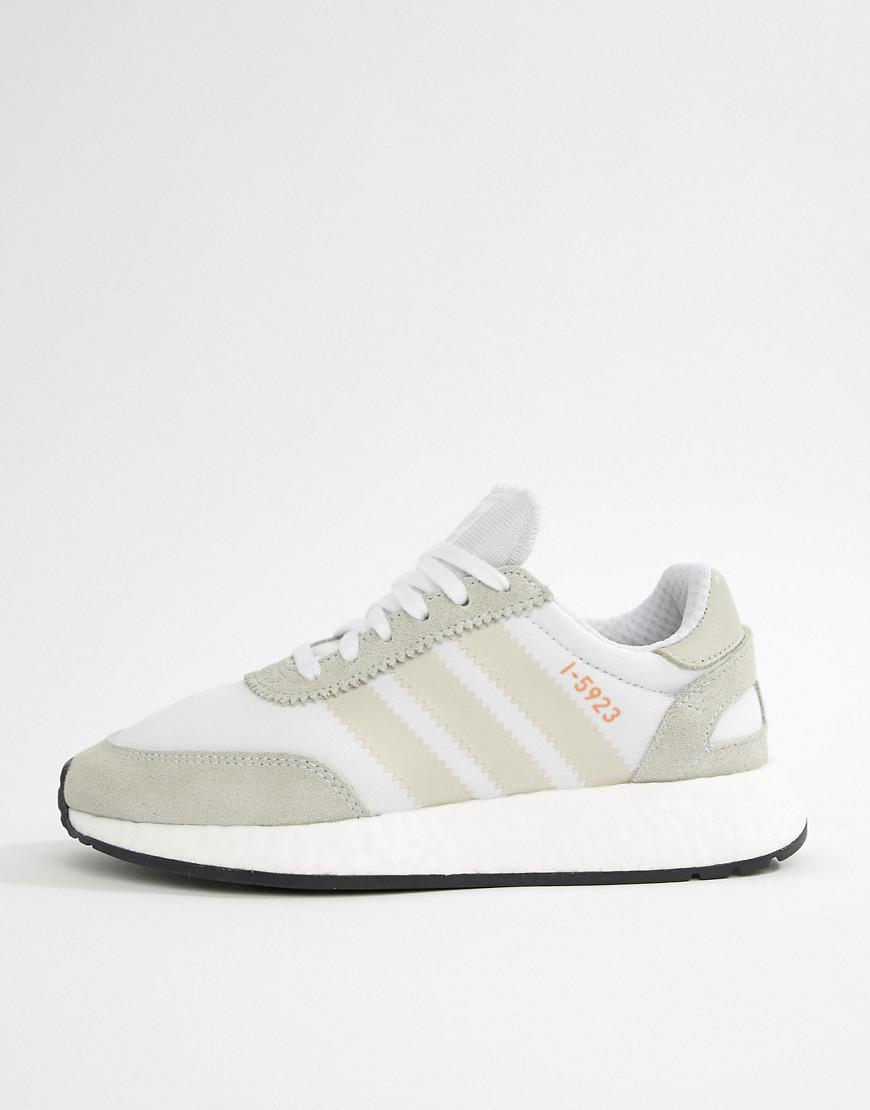 best sneakers f98fe 6ce49 Adidas Originals - I-5923 Runner Sneakers In Gray - Lyst. View fullscreen