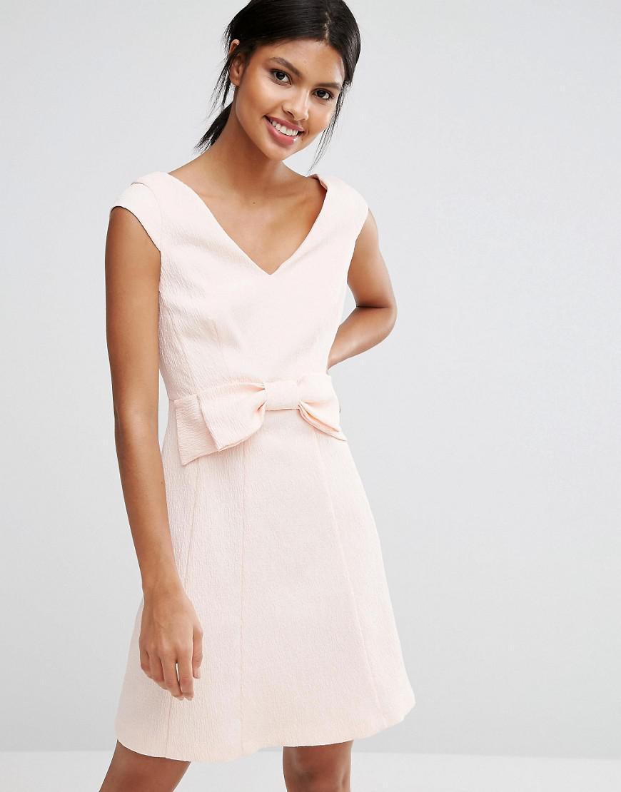 Lyst - Coast Mayra Summer Dress in Pink e24b0eedf