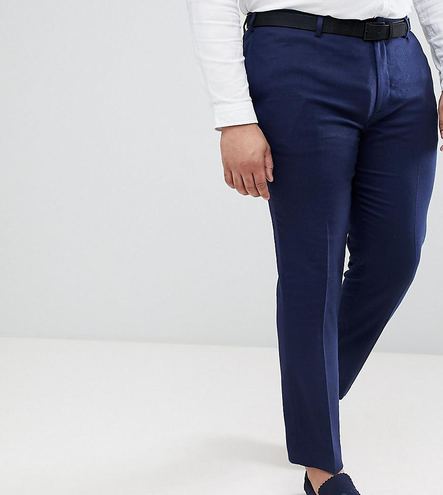 Really Cheap Shoes Online DESIGN Wedding Skinny Suit Trousers In Wine Micro Texture - Red Asos Order Cheap Price iq40HKrda
