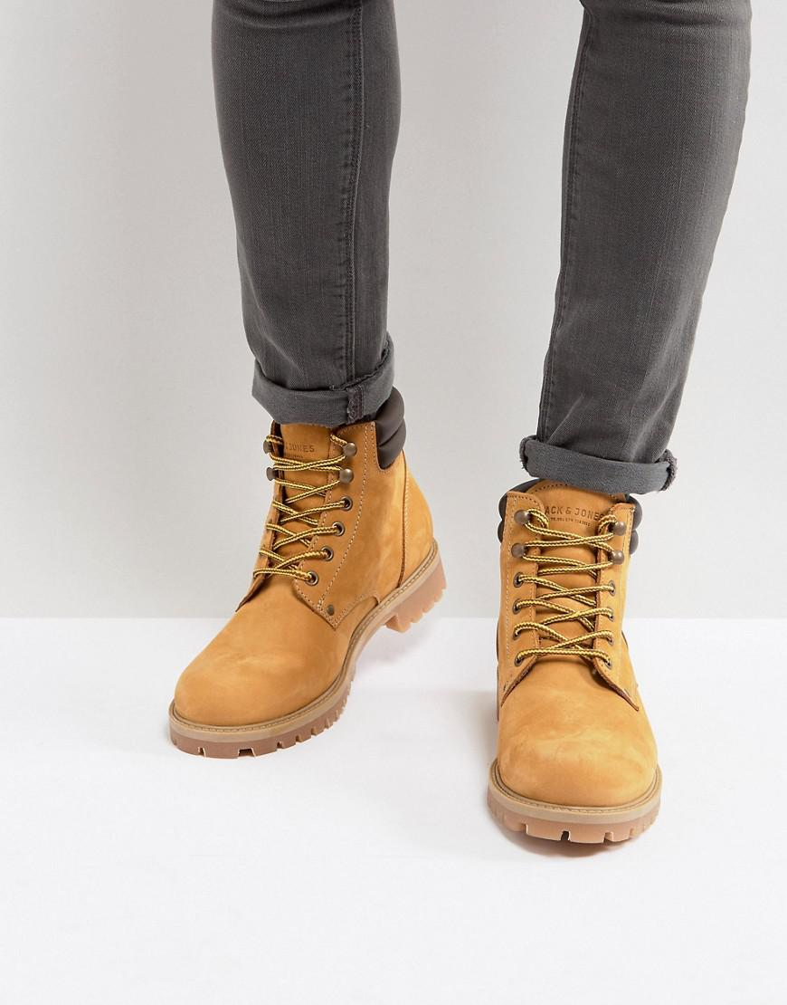 official store where to buy size 7 Stoke Suede Boots In Honey
