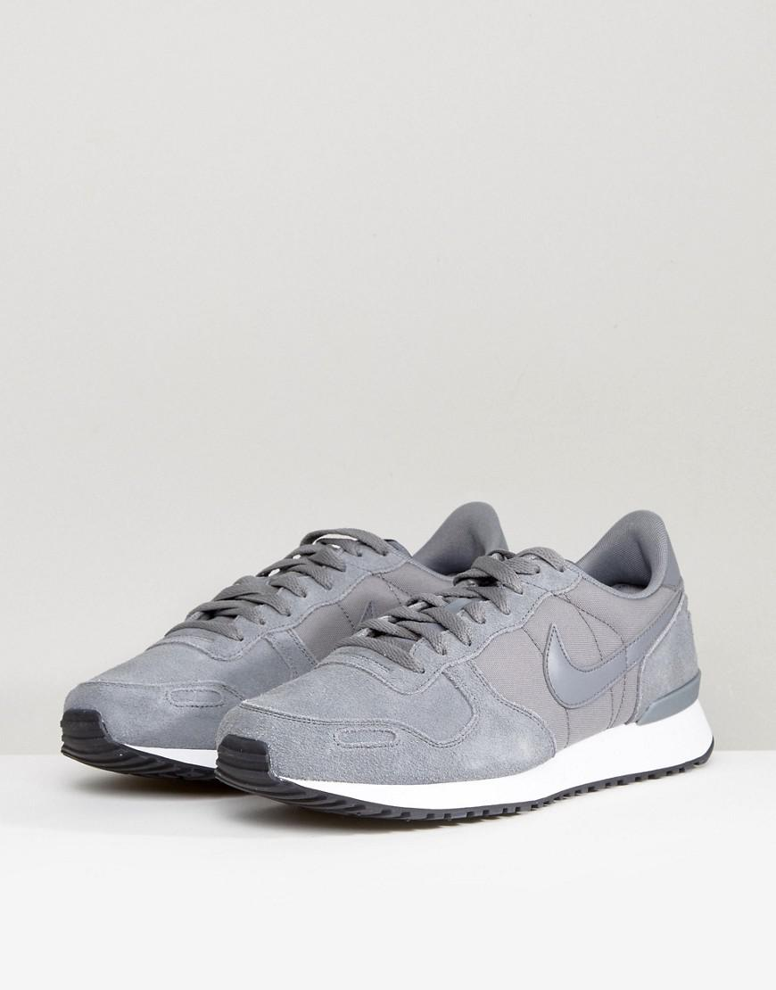 5c4be49c21a640 Nike Air Vortex Leather Trainers In Grey 918206-002 in Gray for Men - Lyst