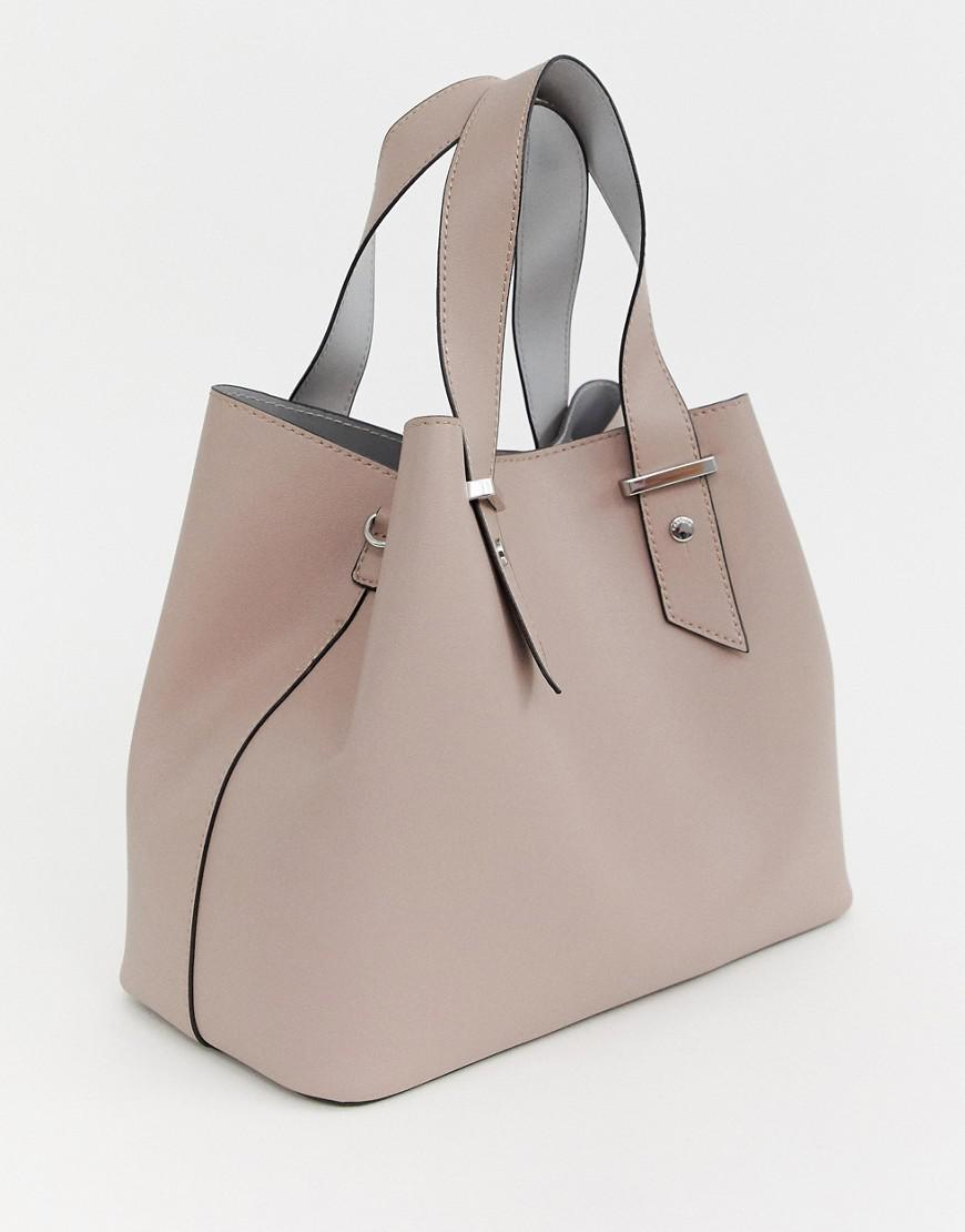 a314551a9b06 Carvela Kurt Geiger Mini Slouch Tote Bag in Pink - Save 10% - Lyst