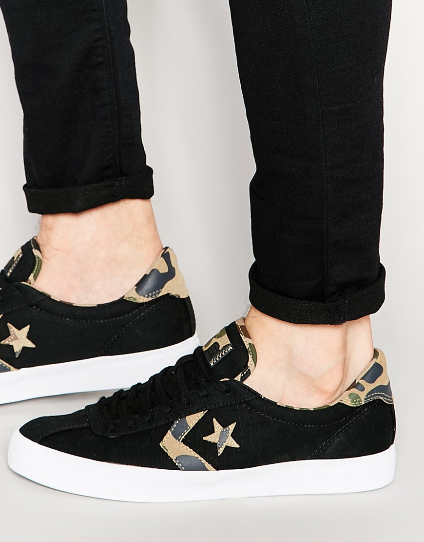 8e1f4af348072d ... where to buy converse cons all star breakpoint trainers black in black  for men bba0e 334e6