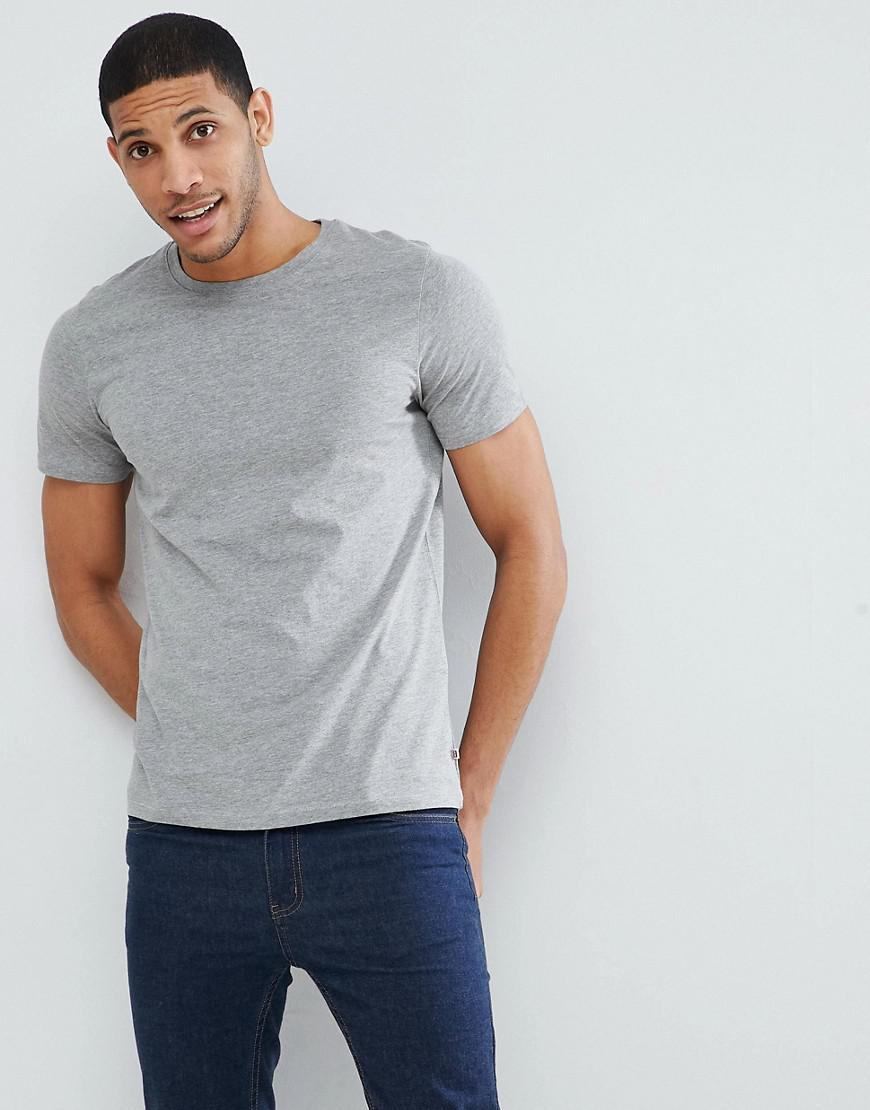 T Jackamp; For Men Shirt Jones Lyst Gray Essentials In xhCQrdts