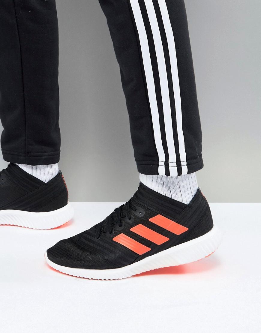 brand new 70d12 a00ff adidas. Men s Football Nemeziz Tango Trainers 17.1 In Black Cp9115