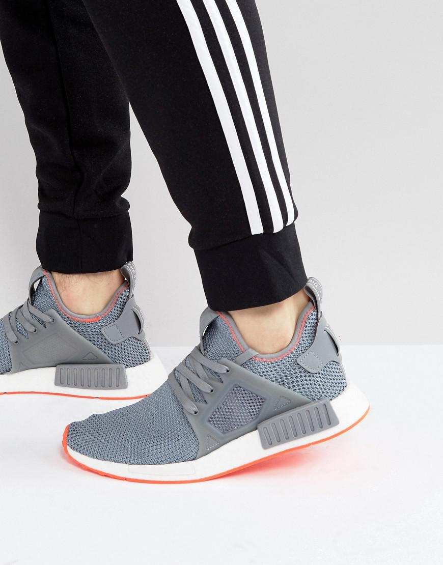 270889aaa Lyst - adidas Originals Nmd Xr1 Trainers In Grey By9925 in Gray for Men