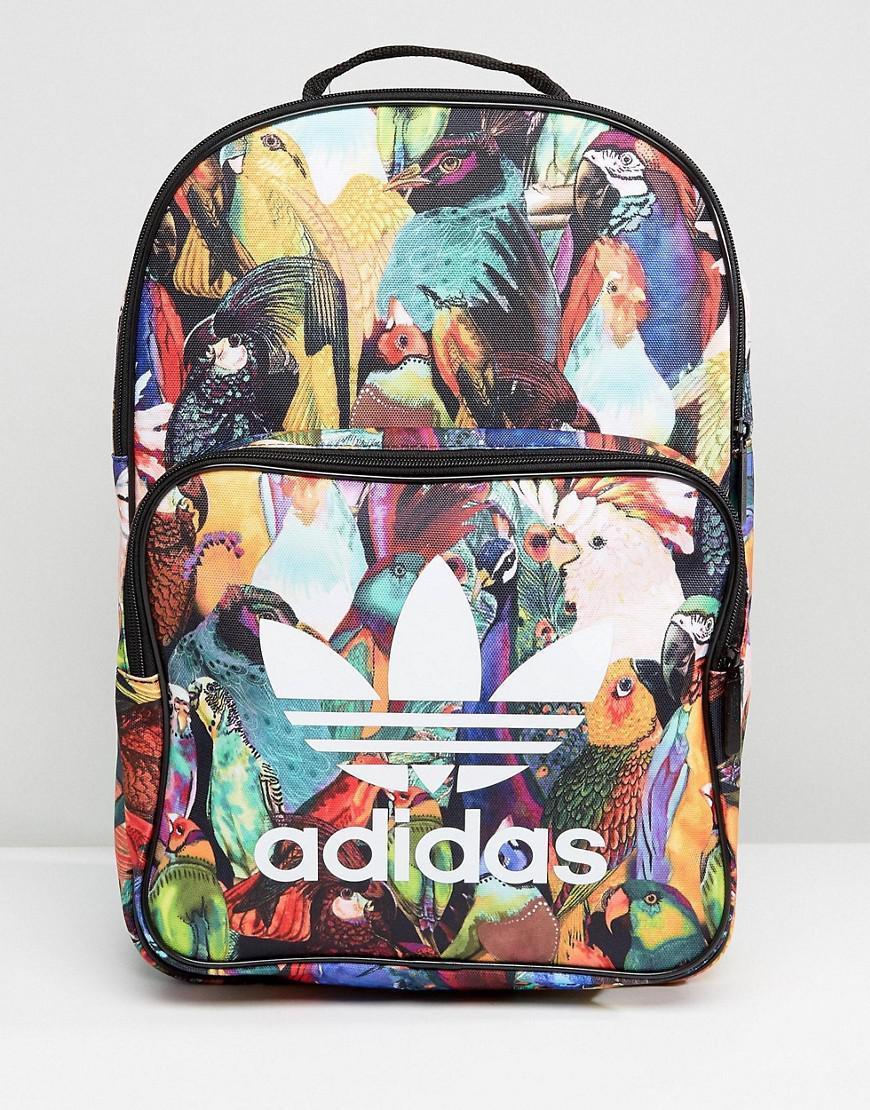 159b7d50df5 adidas Originals X Farm Passaredo Classic Backpack - Lyst