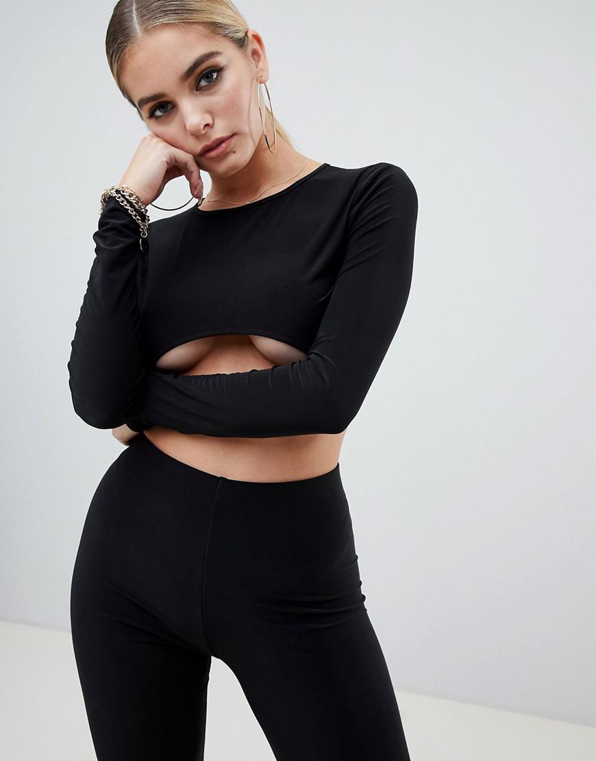 d95d0491ac0a1c Fashionkilla Black in Black - Lyst