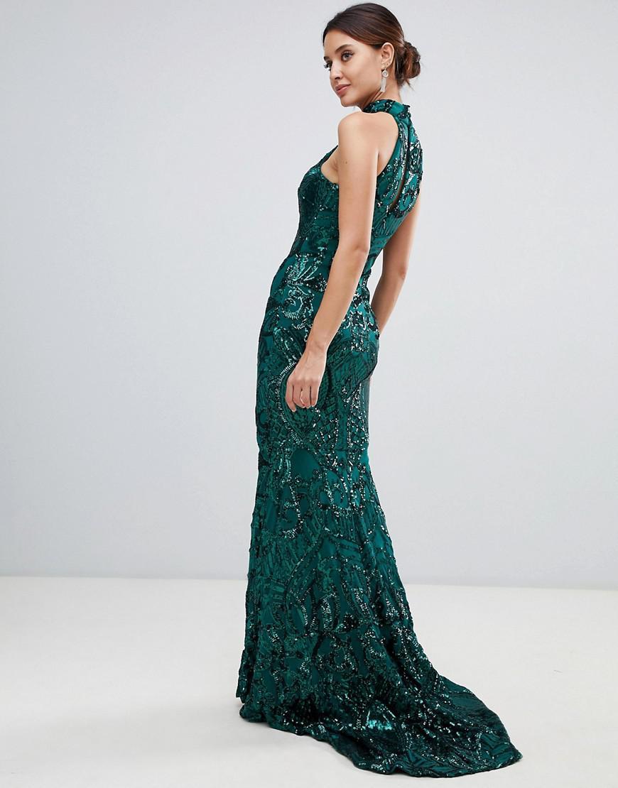 9e204d9967 Emerald Green Maxi Dress Australia - Gomes Weine AG