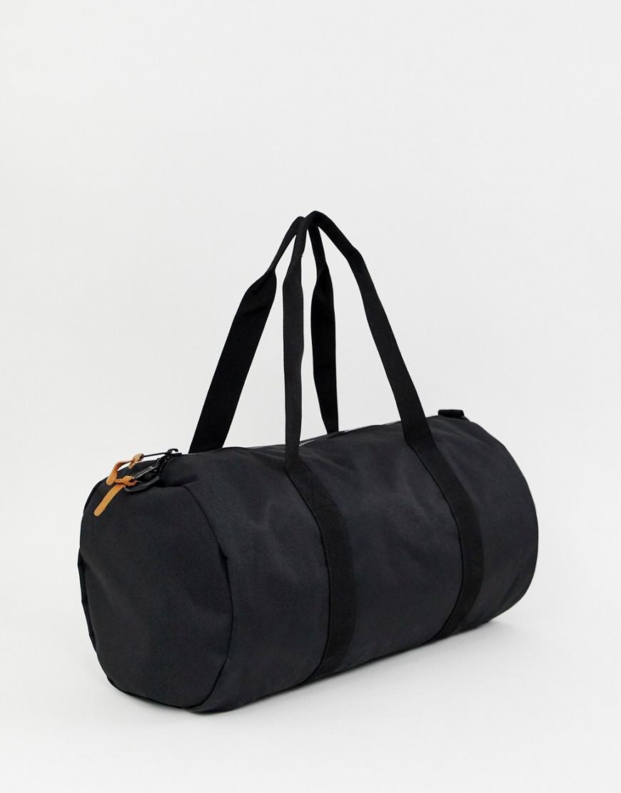 60212ac44af0 Herschel Supply Co. Sutton Mid 28l Carryall In Black in Black for Men - Lyst