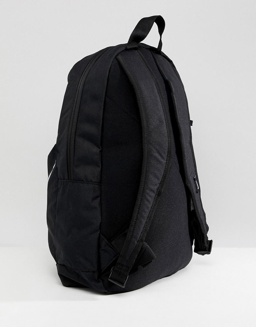 56926708f1 Nike Black Large Swoosh Logo Backpack in Black - Lyst