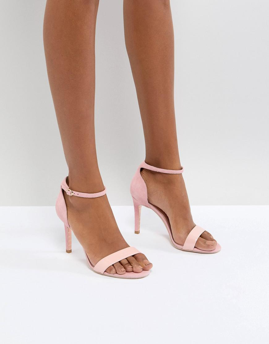 Dune Meeva Jewel Barely There Heeled Sandals 2IWu29c3Nt
