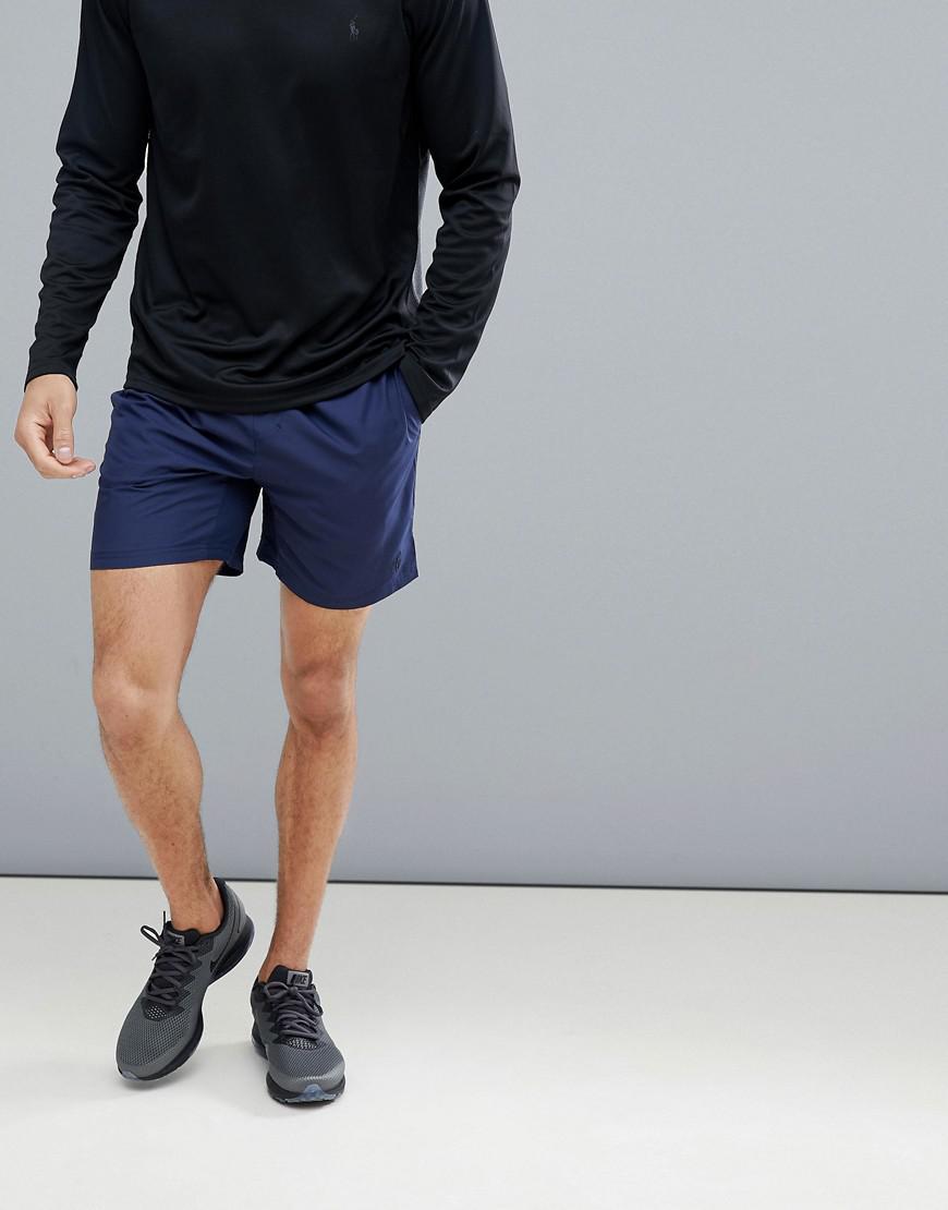 Polo Ralph Lauren. Short de course avec poche zippe l arrire homme de  coloris bleu 800020782d9