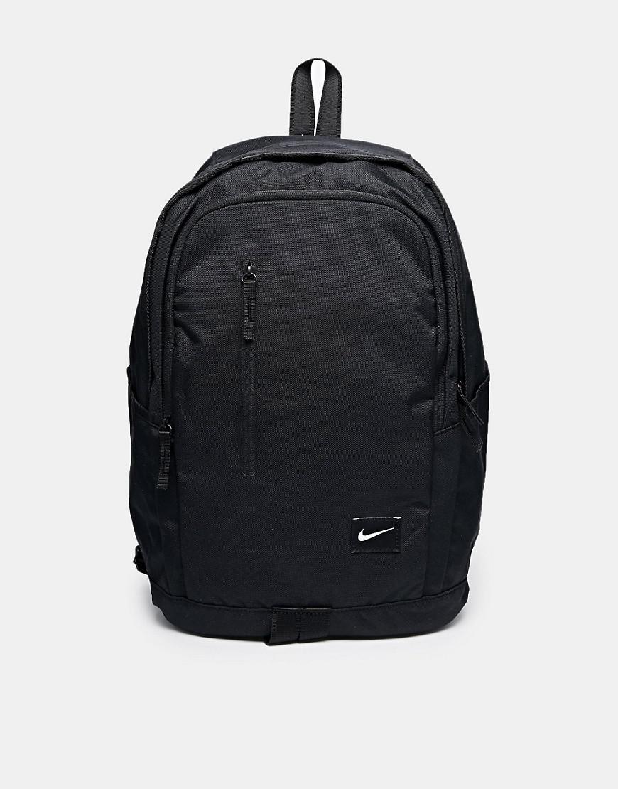 Nike All Access Backpack Black- Fenix Toulouse Handball 5b88c20fdf24b